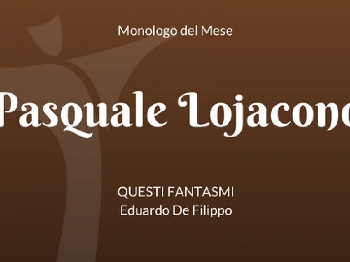 Il Monologo Del Caffe Da Questi Fantasmi Di Eduardo De Filippo