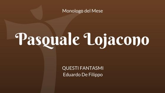 Monologo del Caffé, da Questi Fantasmi di Eduardo De Filippo