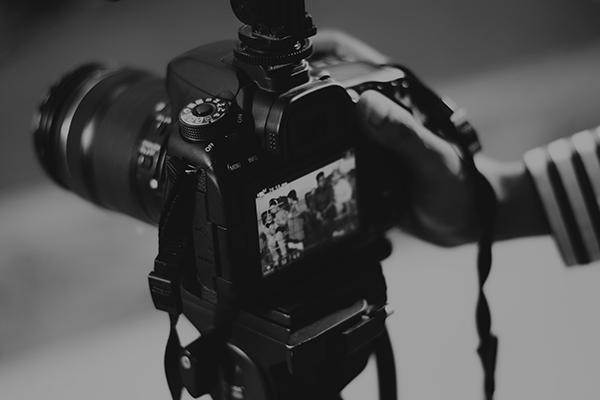 La strumentazione per girare i video sono alla portata di tutti