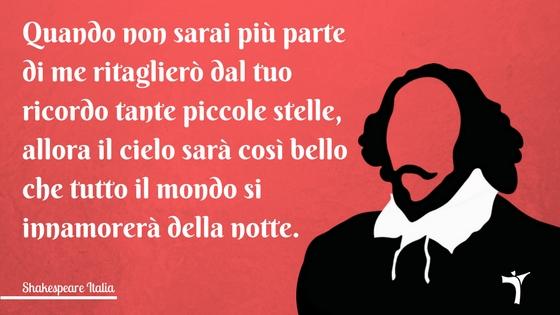 Citazione Shakespeare da Romeo e Giulietta