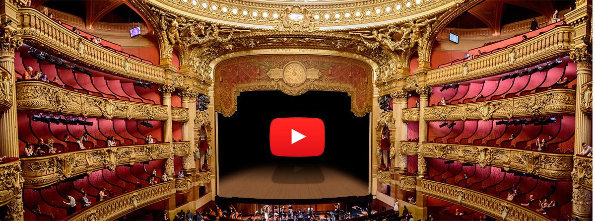 Come usare YouTube per promuovere il teatro