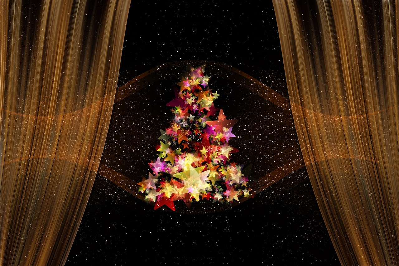 Promuovere il teatro sotto Natale