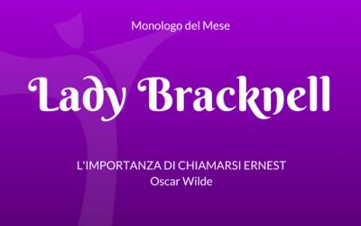 """Il monologo di Lady Bracknell da """"L'importanza di essere Ernest"""" di Oscar Wilde"""