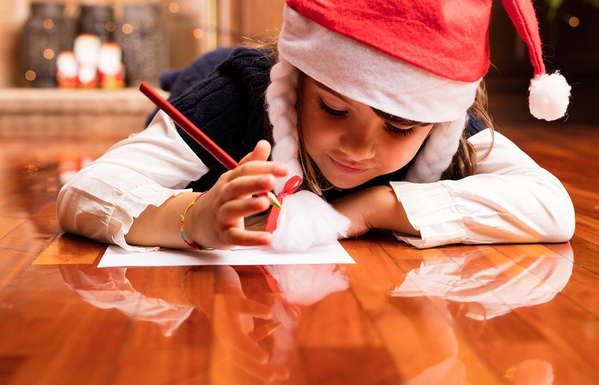 Lettera a Babbo Natale da parte di un Attore Italiano