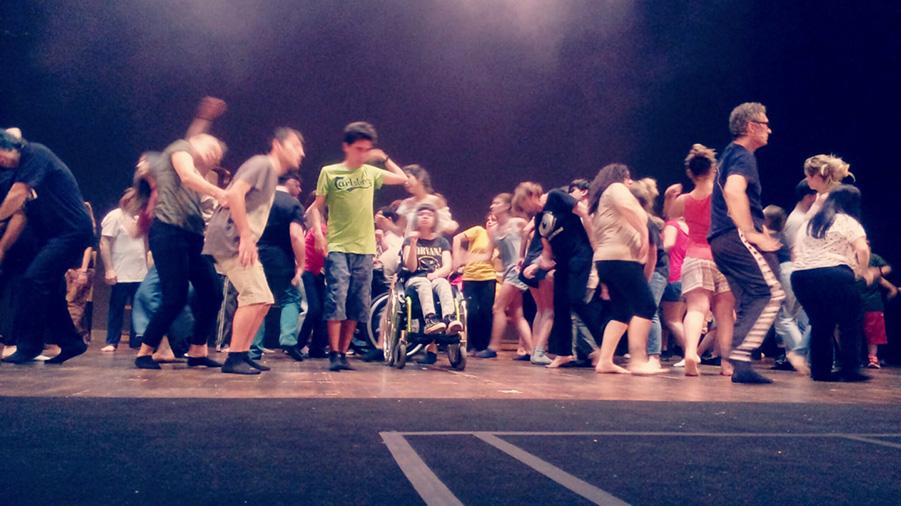 teatro per disabili