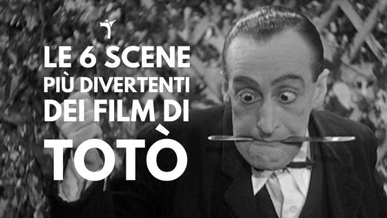 Le 6 scene più divertenti dei film di Totò
