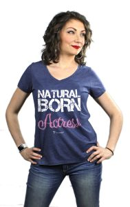 Natural Born Actress