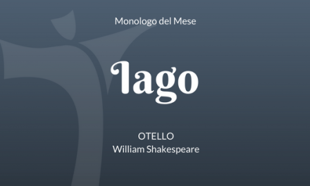 "Il Monologo di Iago da ""Otello"" di William Shakespeare"