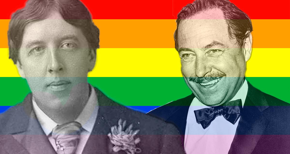 Giornata Internazionale contro l'Omofobia: I casi di Oscar Wilde e Tennessee Williams