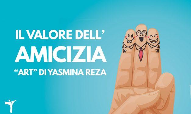 """Il valore dell'Amicizia in """"Art"""" di Yasmina Reza"""