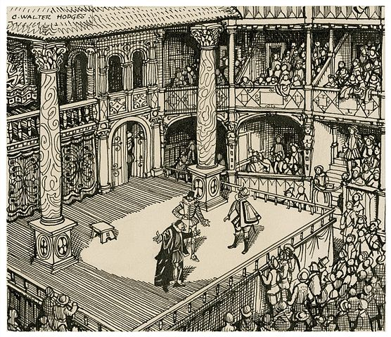 Globe Theatre Shakespeare Marlowe