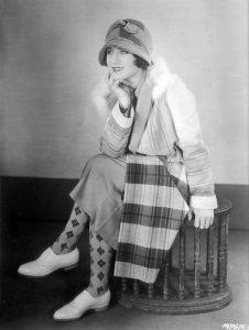 Moda Anni 20 - Norma Shearer
