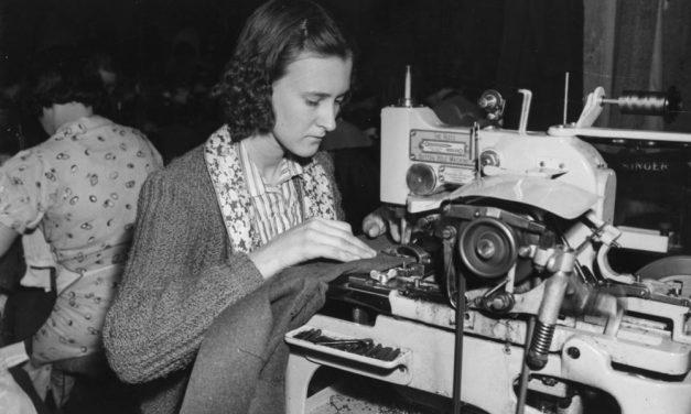 Storia del Costume: la moda negli anni '40 del Novecento