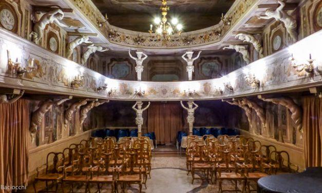 I 10 teatri all'Italiana più piccoli d'Italia