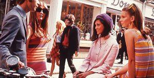 moda anni sessanta