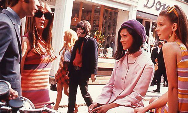 Tutorial di Costume Teatrale: la Moda negli anni '60 del Novecento