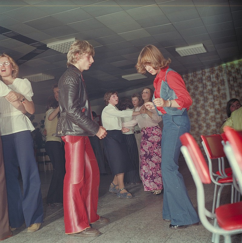 Costume teatrale anni 70