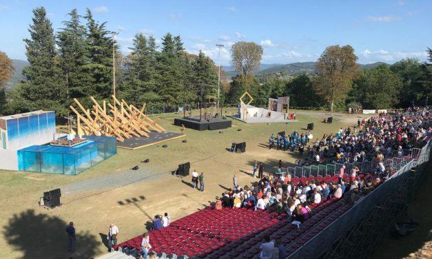 Il Palio delle contrade di Pomarance: il migliore esempio di Teatro per Tutti