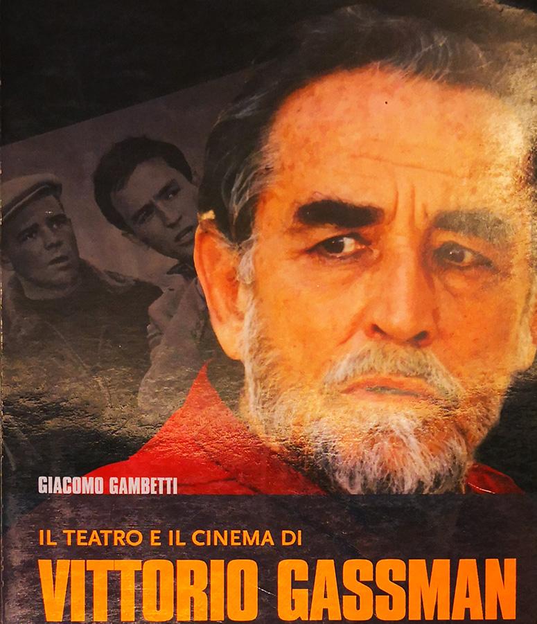 Copertina biografia vittorio gassmann
