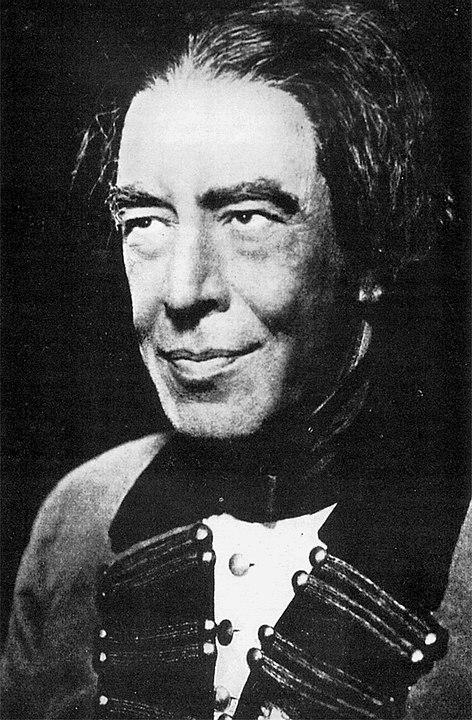 Stanislavskij ne La locandiera di Goldoni.