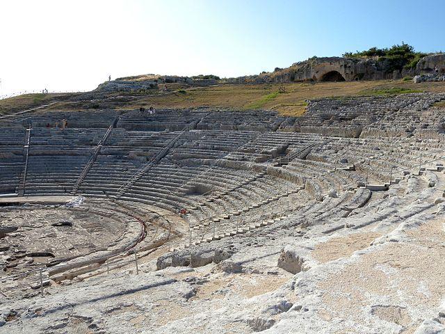 Teatro Antica Grecia Siracusa