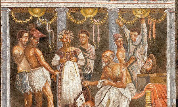 Andare a Teatro nell'Antica Roma