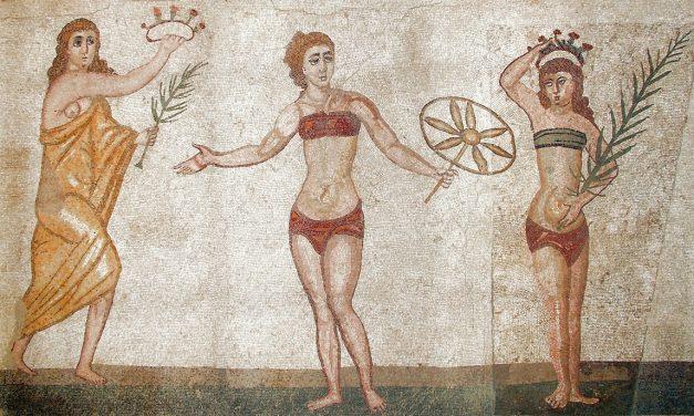 Tutorial di Costume Teatrale: la moda nell'Antica Grecia e Antica Roma