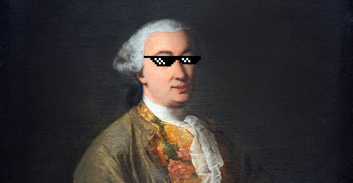 Carlo Goldoni curiosità